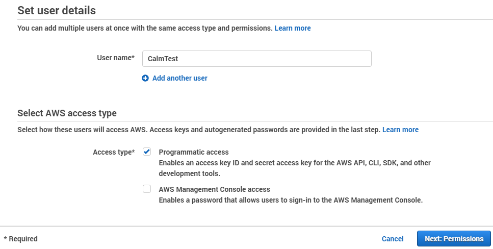Nutanix Calm – AWS Setup & Example App Deployment - AutomaShell